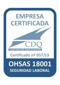 OHSAS 18001 BESERNET